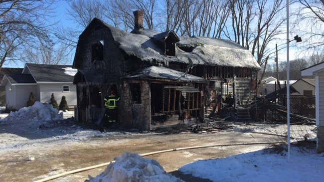 Officials: Parents of girls killed in Crawford Co. fire were working third shift