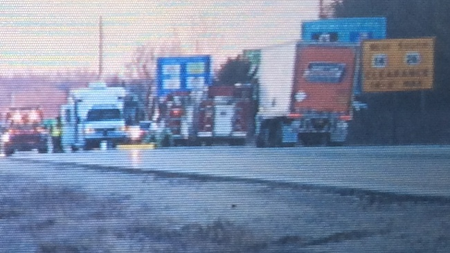 Chemical spill shuts down I-39/90 nearly 13 hours