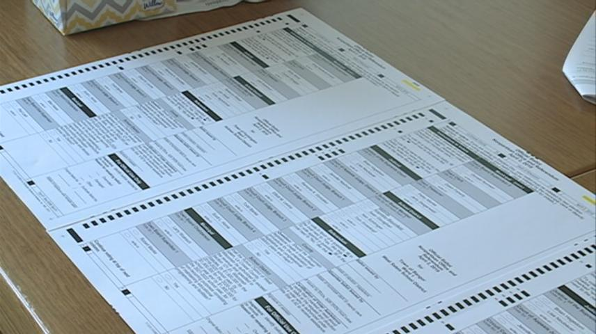 In-Person absentee voting underway in Wisconsin