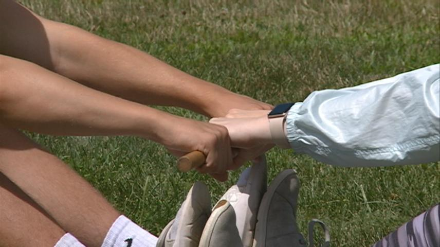 Indigenous Games Play Day teaches students about century old games in Winona