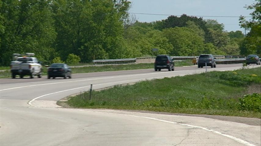 Officials look back at one year of new speed limit on interstate
