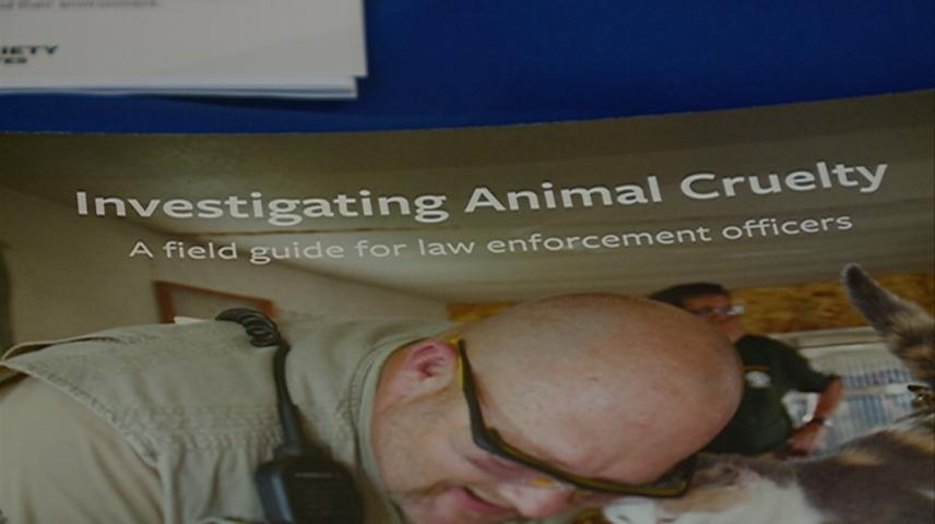 Animal abuse training given to police in La Crosse