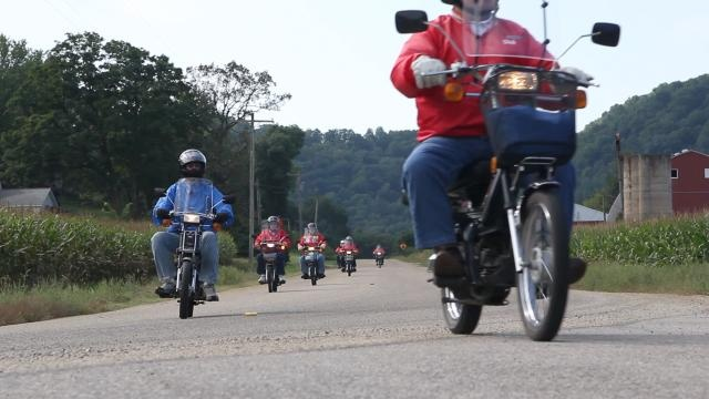 In Search Of…The Backroad Express Riders