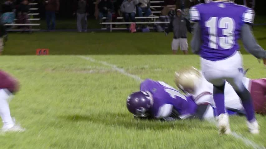 News 8 Highlight Zone: Ithaca makes late stop to beat De Soto