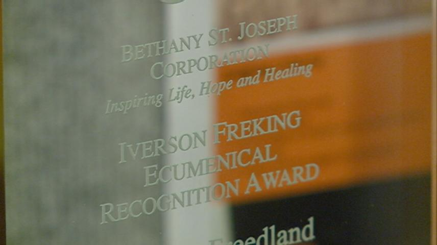 Annual Iverson Freking Awards handed out at luncheon