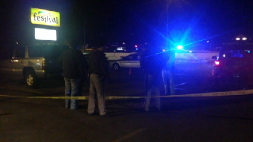 Shots fired at Festival Foods in Holmen