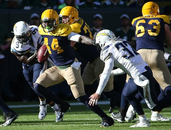 Packers' running backs make a dynamic duo