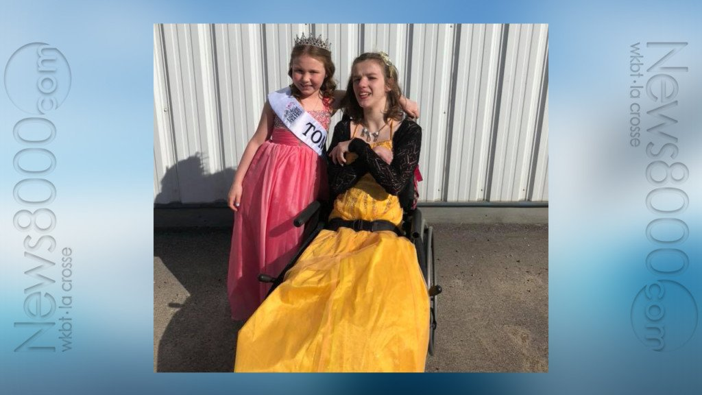 Little Miss Tomah 2018 announces adaptive swing project