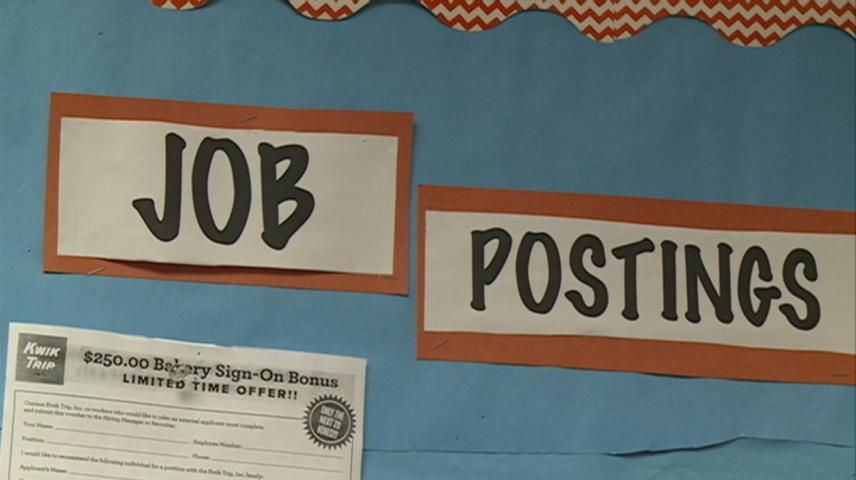 Expanded career fairs to provide high school students range of opportunities