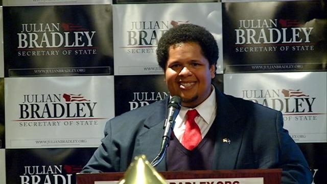 Julian Bradley wins GOP primary for secretary of state