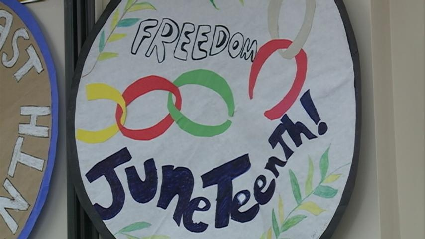 Celebrating Juneteenth independence in La Crosse