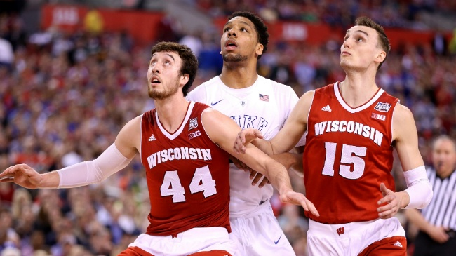 Hornets draft Kaminsky at No. 9, Rockets take Dekker at No. 18