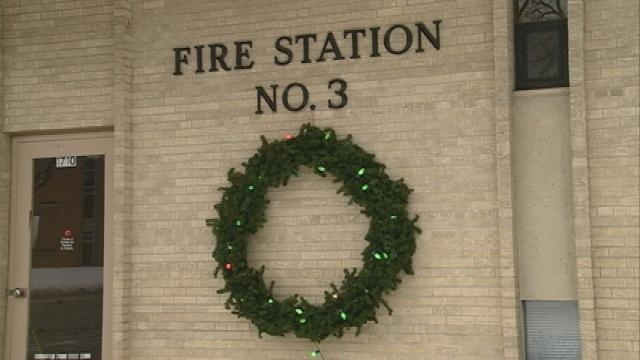 'Keep the Wreath Green' campaign raises awareness for fire safety