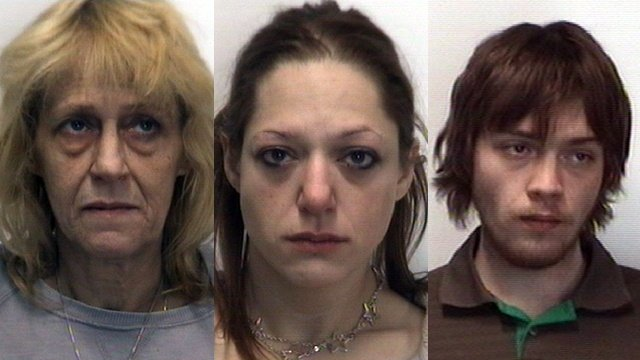Police: 15 'one pot' meth labs found during drug bust