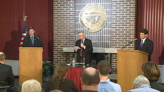 Heated 3rd Congressional District Debate
