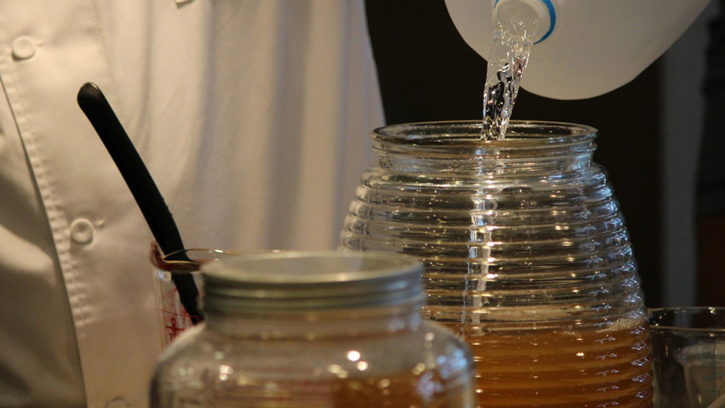 Waterloo officials approve lease for kombucha tea brewery