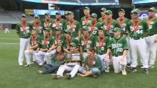 La Crescent falls short in state title game