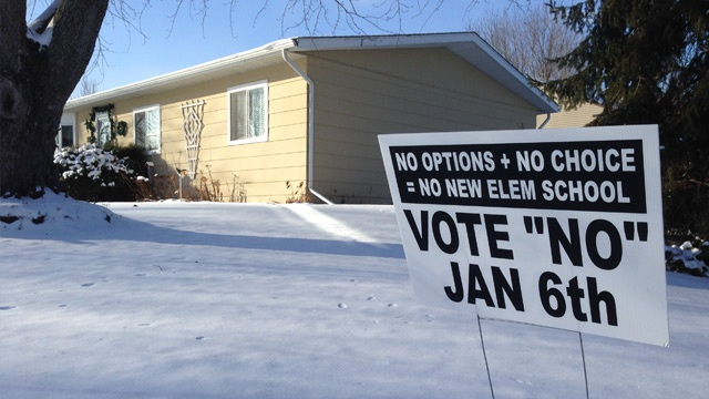 Voters in La Crescent-Hokah School District reject $25 million referendum