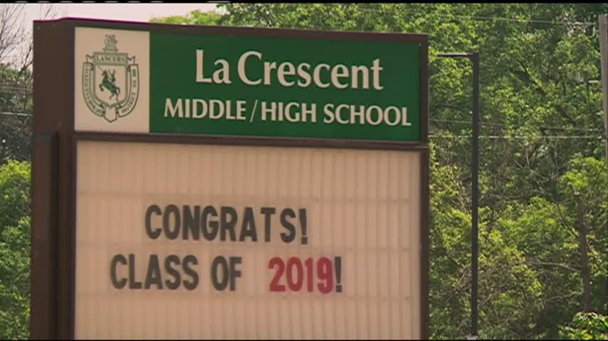 La Crescent high school students suspended from graduation give their take on prank gone wrong