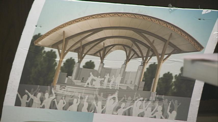 La Crosse residents learn more about planned Band Shell project
