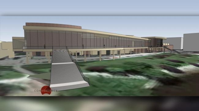 La Crosse Center renovation plans unveiled, cost about $38 million
