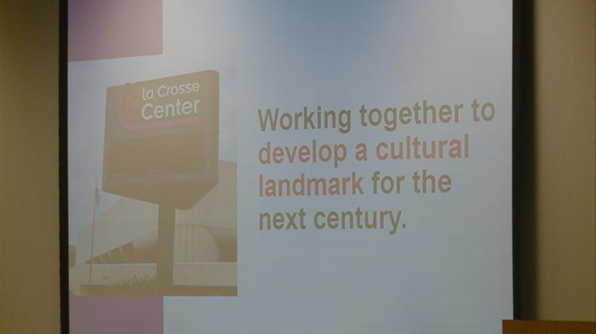 La Crosse Center renovation plans restart with informational, round-table meeting