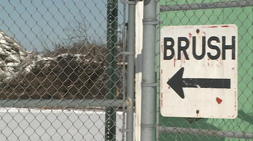 La Crosse city preparing to accept brush and yard waste