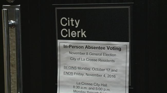 Large number of absentee ballots have errors