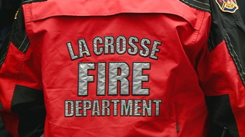 La Crosse Fire Department holds second voluntary swearing-in for firefighters of all ranks