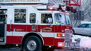 La Crosse house fire leaves family homeless on holiday