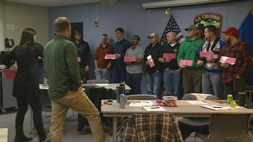 Mental health education part of police training in La Crosse