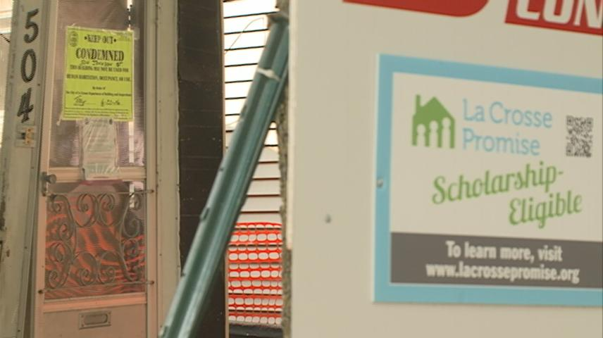 La Crosse Promise makes way for another Promise home