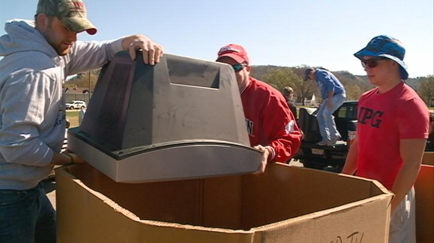 La Crosse Recycling Fair begins this Sunday