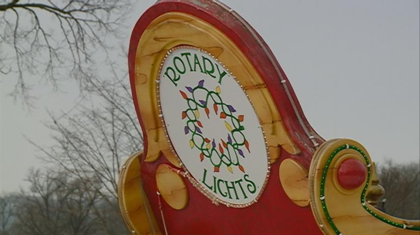 La Crosse's Rotary Lights down to final week
