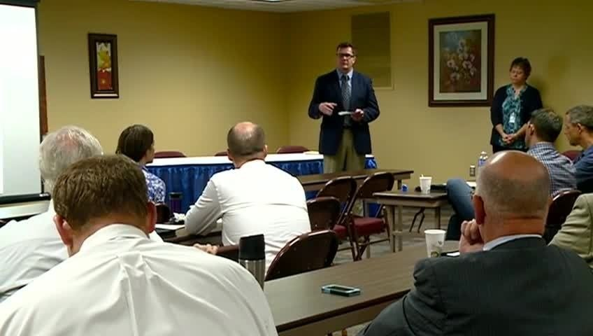 Roundtable meeting brings business leaders and city officials together