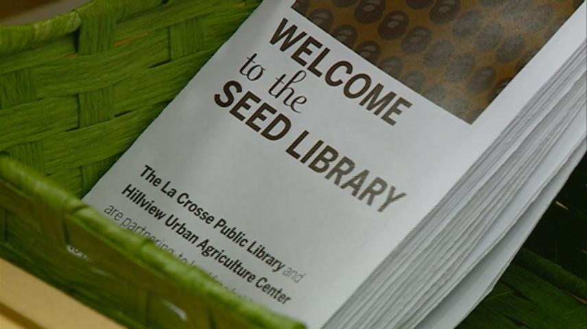 La Crosse Public Library starts seed library to share gardening with community