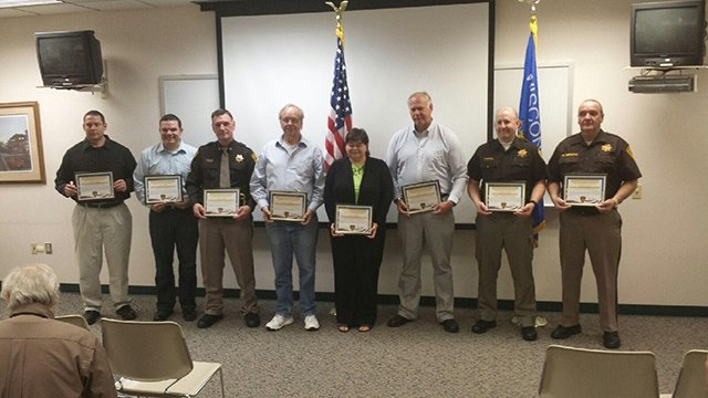 Everyday people among those honored by La Crosse Co. Sheriff