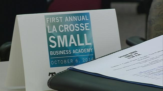 La Crosse Small Business Academy creates connections