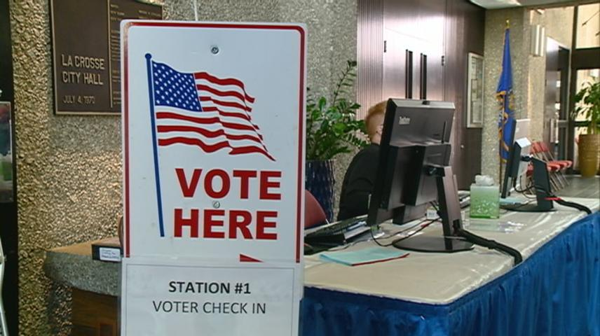 Provisional ballots in Wisconsin can only be requested for 2 reasons