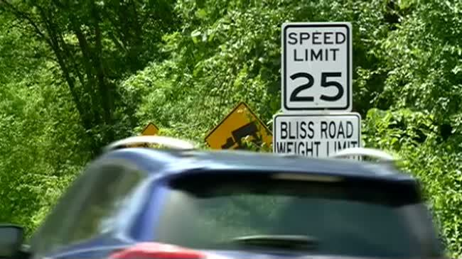 Bliss Road will close for short period of time