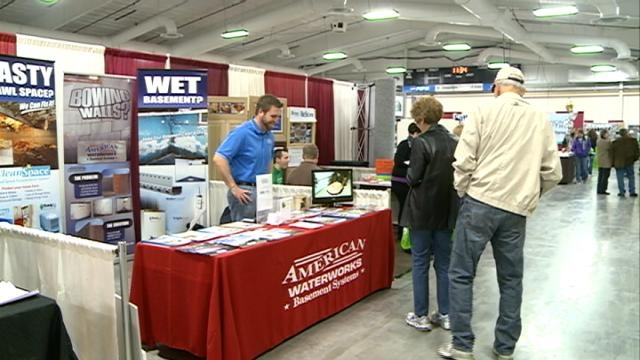 La Crosse Area Builders Association hosts 2014 Home Show