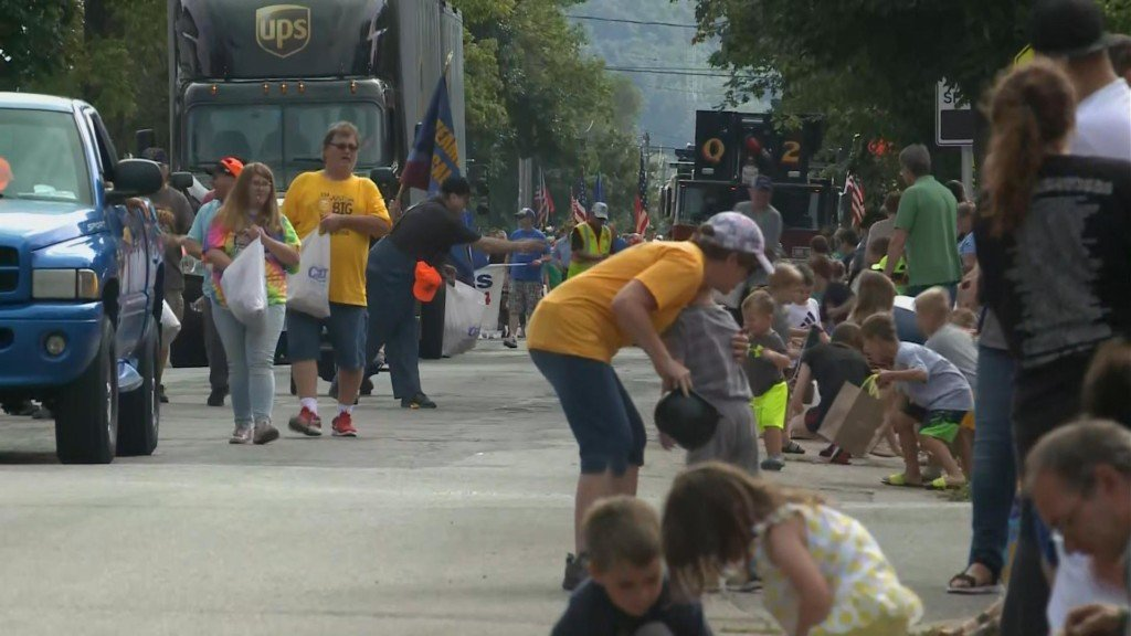 Labor Day festivities held in La Crosse