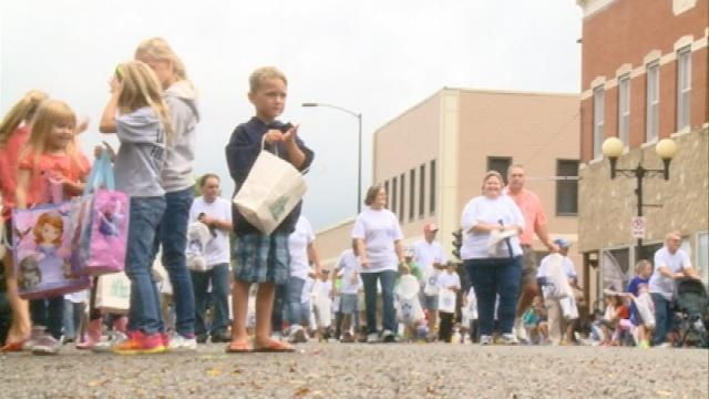 La Crosse celebrates Labor Day