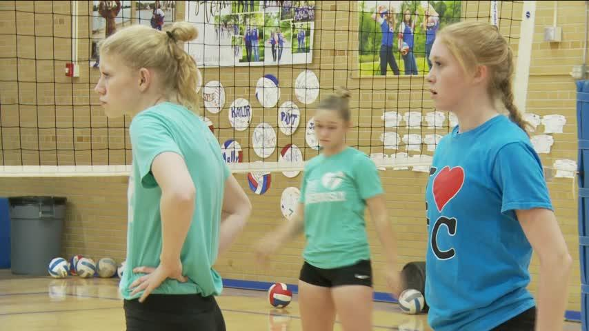 Mabel-Canton volleyball hoping to reach State for first time since 2001