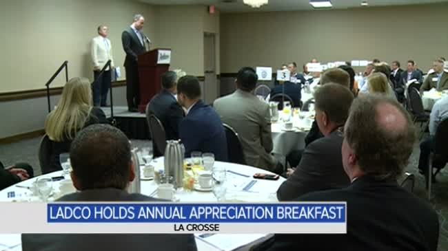 LADCO hosts Culver's co-founder at annual appreciation breakfast