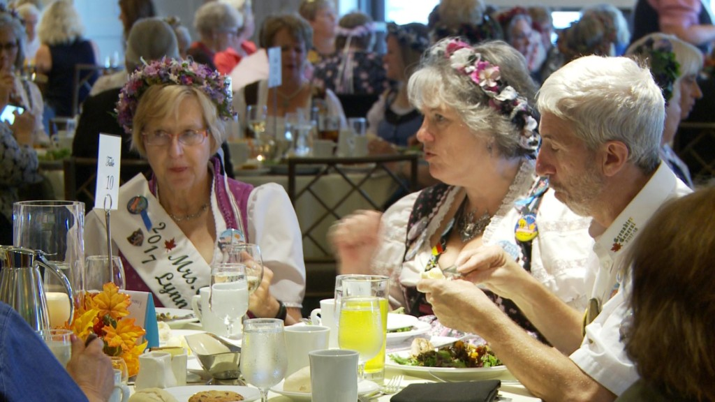 'Ladies Day Luncheon' helps continue the Oktoberfest festivities in La Crosse