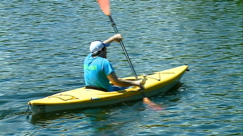 Pettibone Lagoon rentals offer a chance to enjoy the outdoors