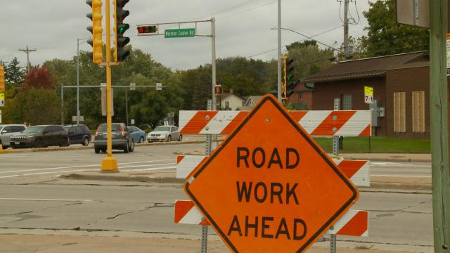 Southbound traffic on Mormon Coulee Road to be temporarily restricted