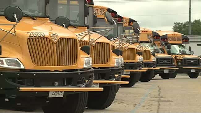 Bus company making adjustments to routes before school year