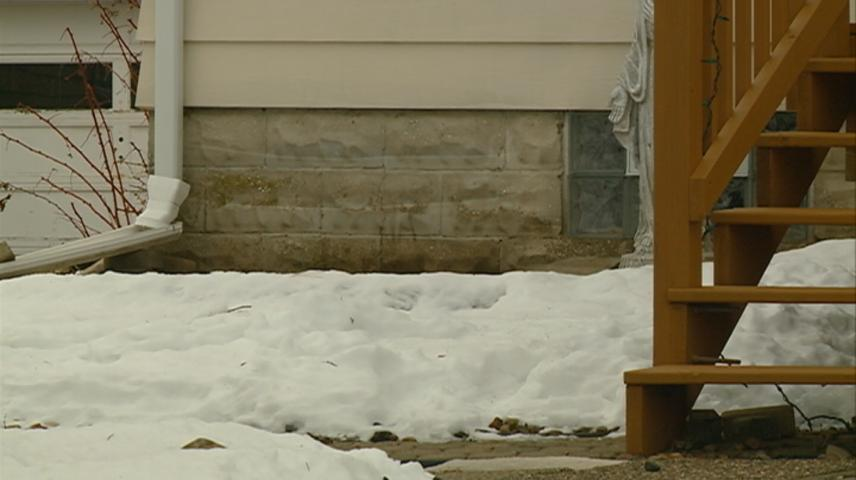 Watch for leaky basements with high temps, rainfall